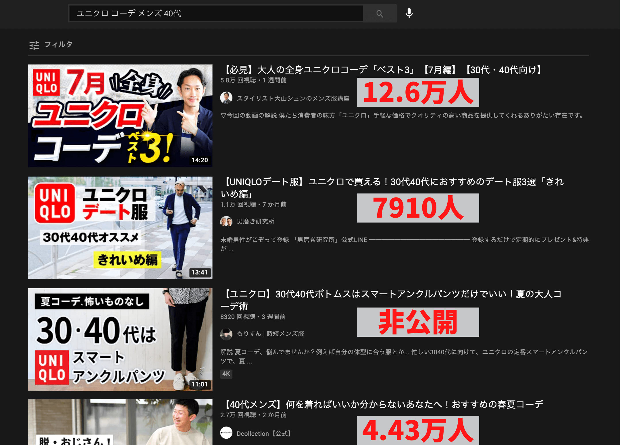 youtube-uniqlo code mens forty-top display