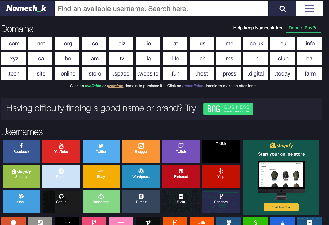 youtube-select channnel name tool